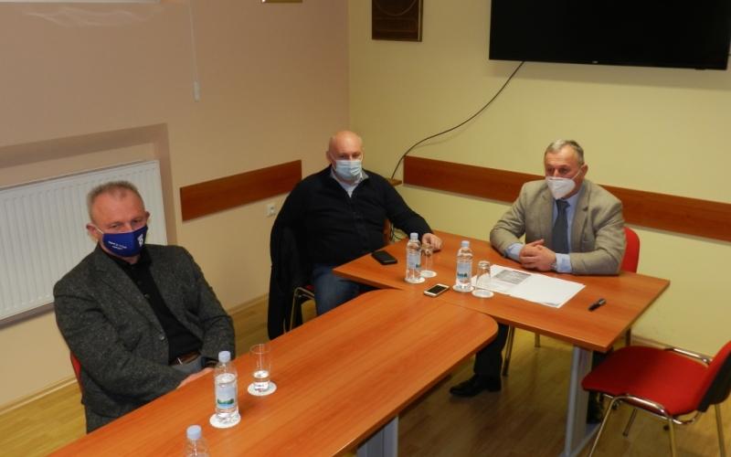 Radni sastanak Udruženja obrtnika Jastrebarsko s prijateljskim Udruženjima